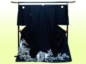 黒留袖(京の舞)